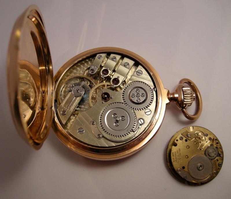 Qui saurait m'en dire plus sur cette montre gousset svp ? Dscn9918