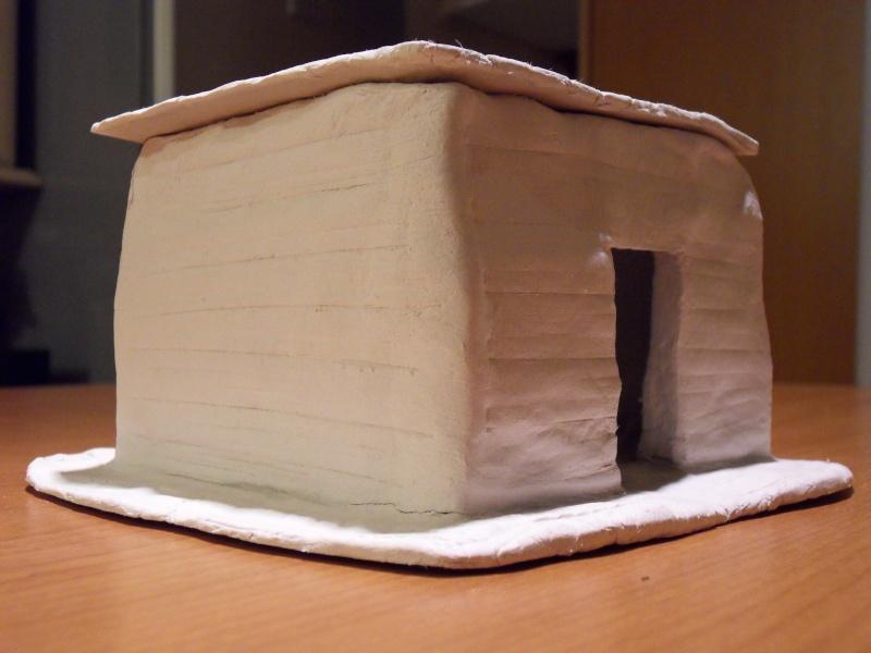 Décors en pâte à modeler Bunker12