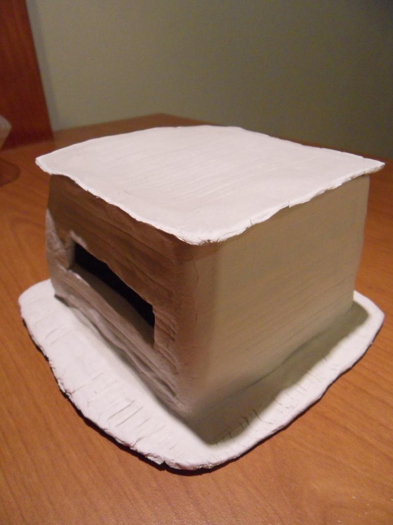 Décors en pâte à modeler Bunker16