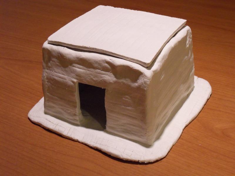 Décors en pâte à modeler Bunker19