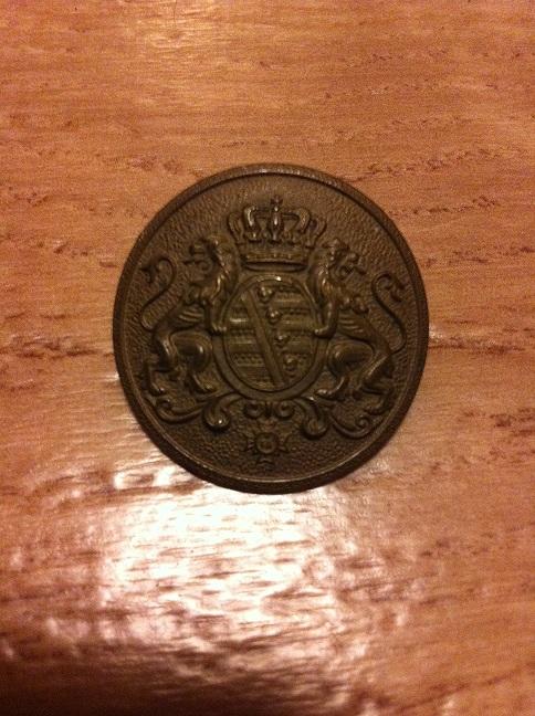 Le bouton de grade de Sous officier allemand en 1914 Img_6411