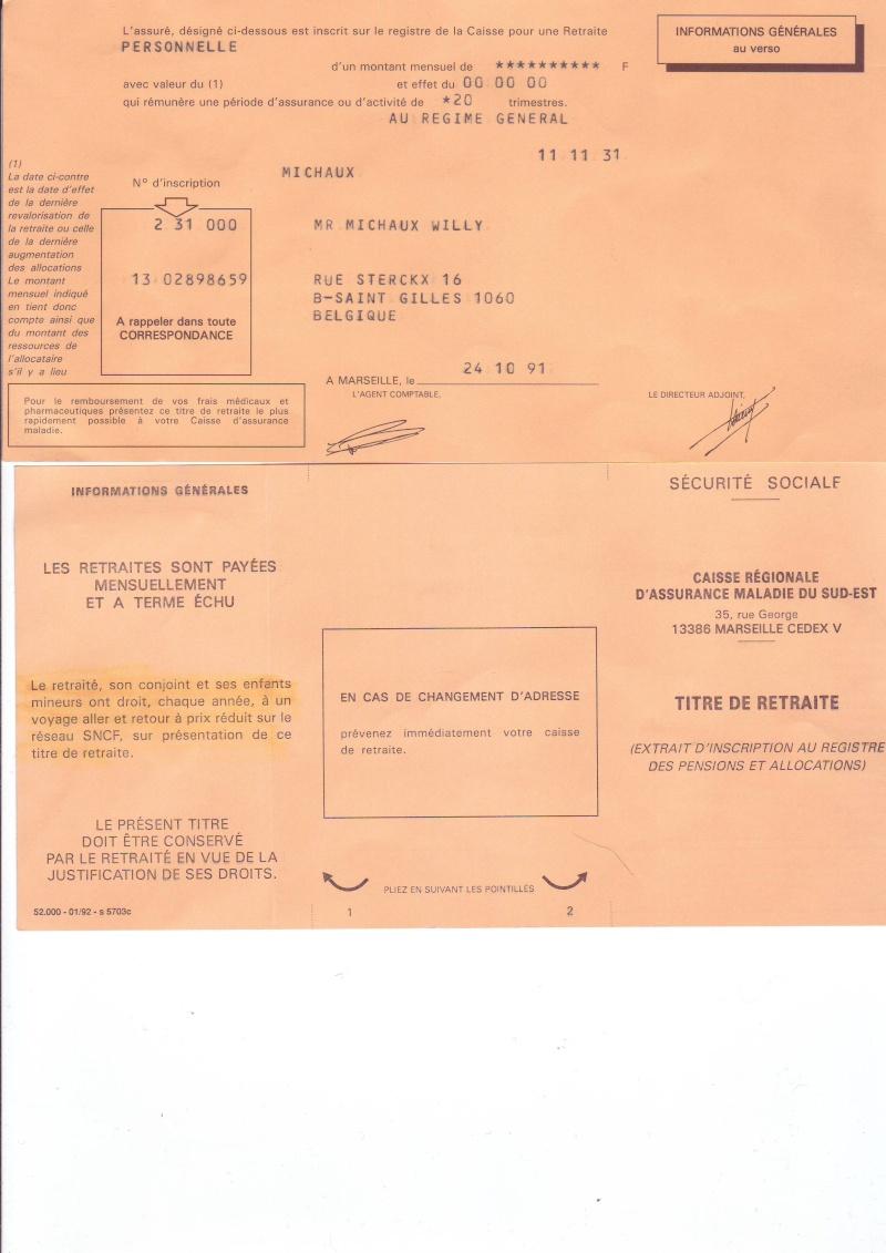 DOCUMENTS DIVERS pour aide RETRAITE  et autres. Image116