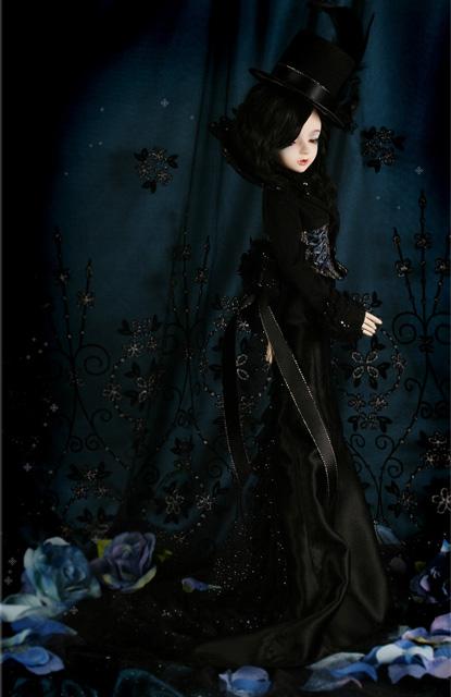 Blue - Limited Vampire ver. Cara (Dark Night) #1 Limite10