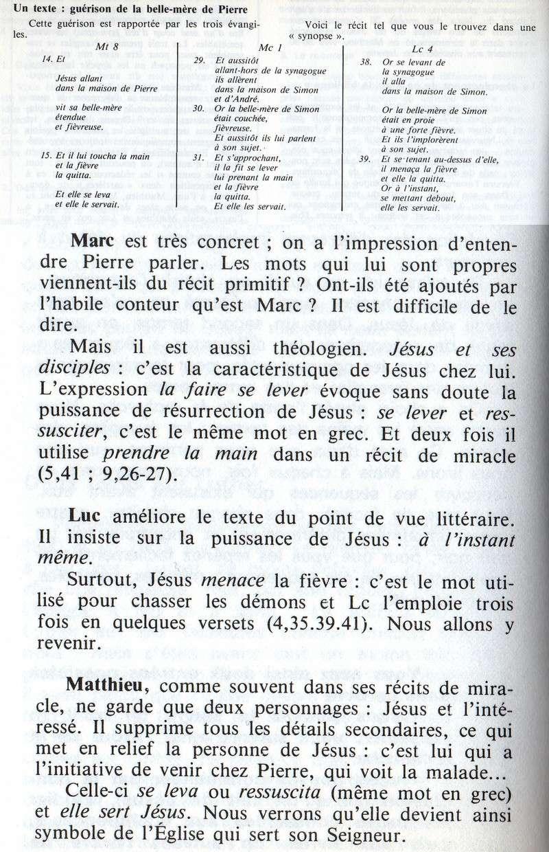 Pour lire le nouveau testament par Etienne Charpentier Etude_10