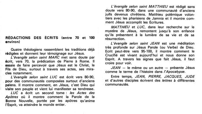 Pour lire le nouveau testament par Etienne Charpentier Radact10