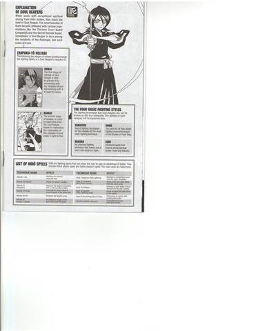 Les tomes de Bleach Page410