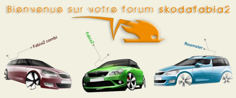 Forum de la SKODA Fabia 2 - Combi - Roomster
