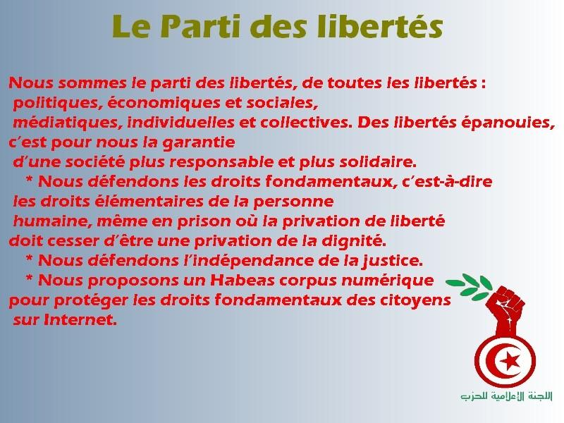 « Autant de liberté que possible, autant de régulation que nécessaire » Ooo_ou11