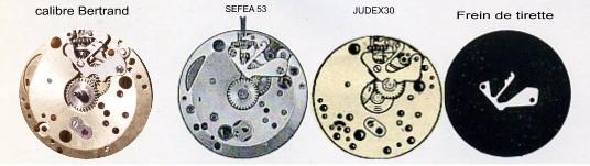Judex, mouvements de manufacture (française) ? Sefea513