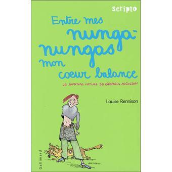 [Rennison, Louise] Georgia Nicolson - Tome 3: Entre mes nunga nungas mon coeur balance 97820711
