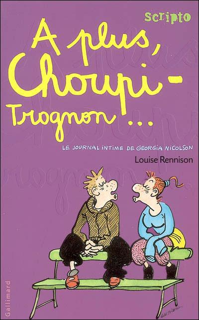 [Rennison, Louise] Georgia Nicolson - Tome 4: A plus choupi-trognon Tumblr10