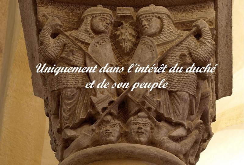 Fondation pour le Duché de Bourbonnais-Auvergne