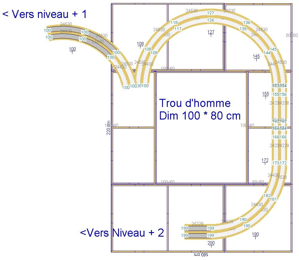 Nouveau reseau Epoque IV-V-VI Niveau11