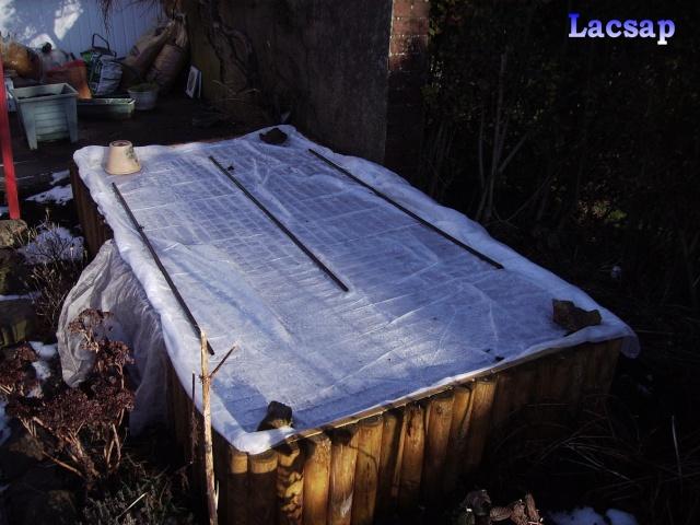 Protection hivernales en BEL et relevé température 2010-2011 Img_5710