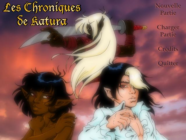Les Chroniques de Katura (anciennement Katura RPG 2) Menu10