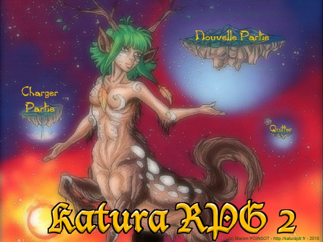 Les Chroniques de Katura (anciennement Katura RPG 2) Screen14