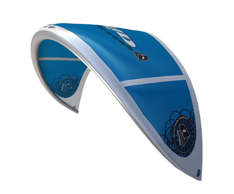 apercu et technologie des ailes Airush Dna_bl10