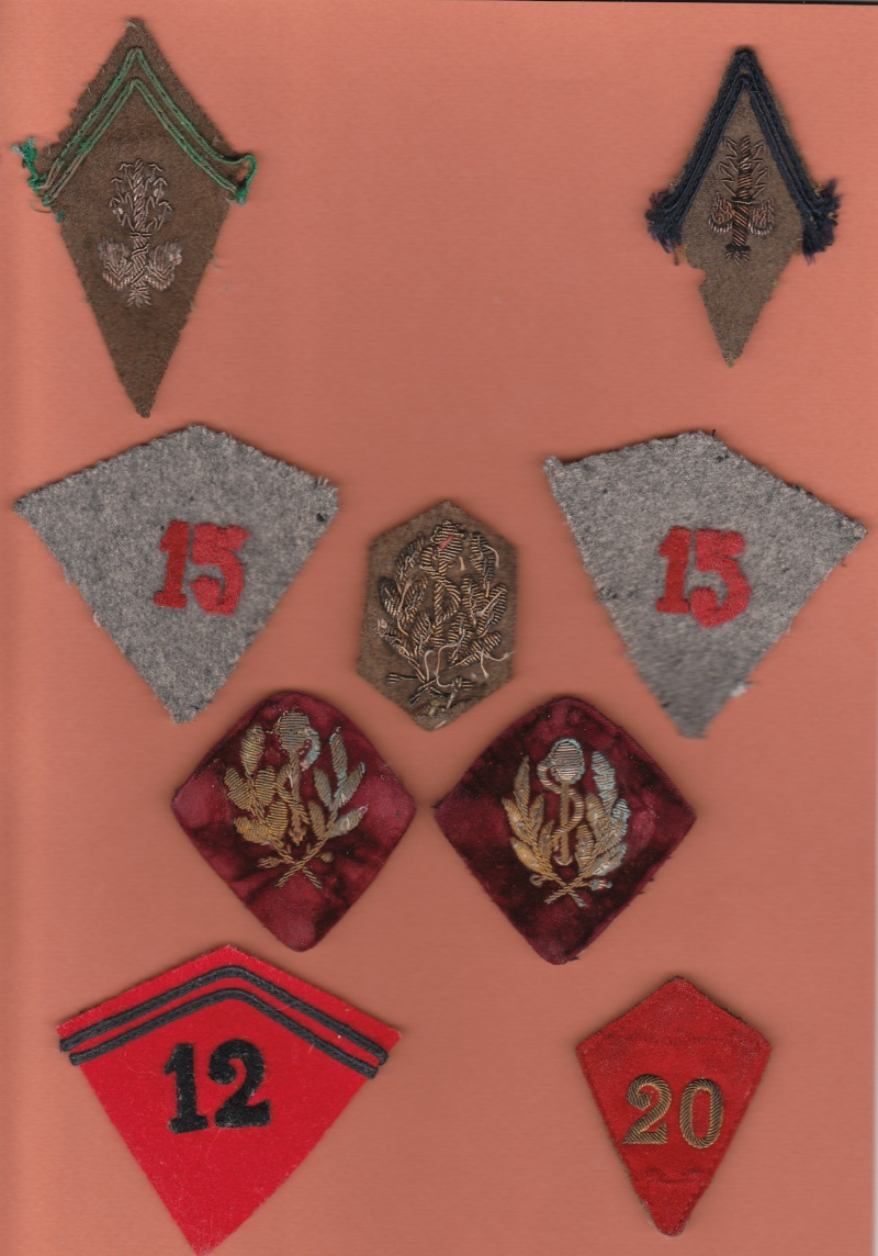 Ma collection d'insignes 39-40 Insign39
