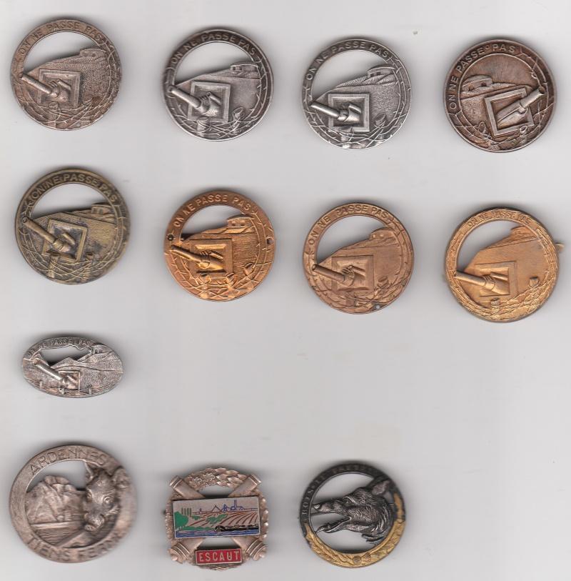Des insignes... de la Ligne Maginot Insign44