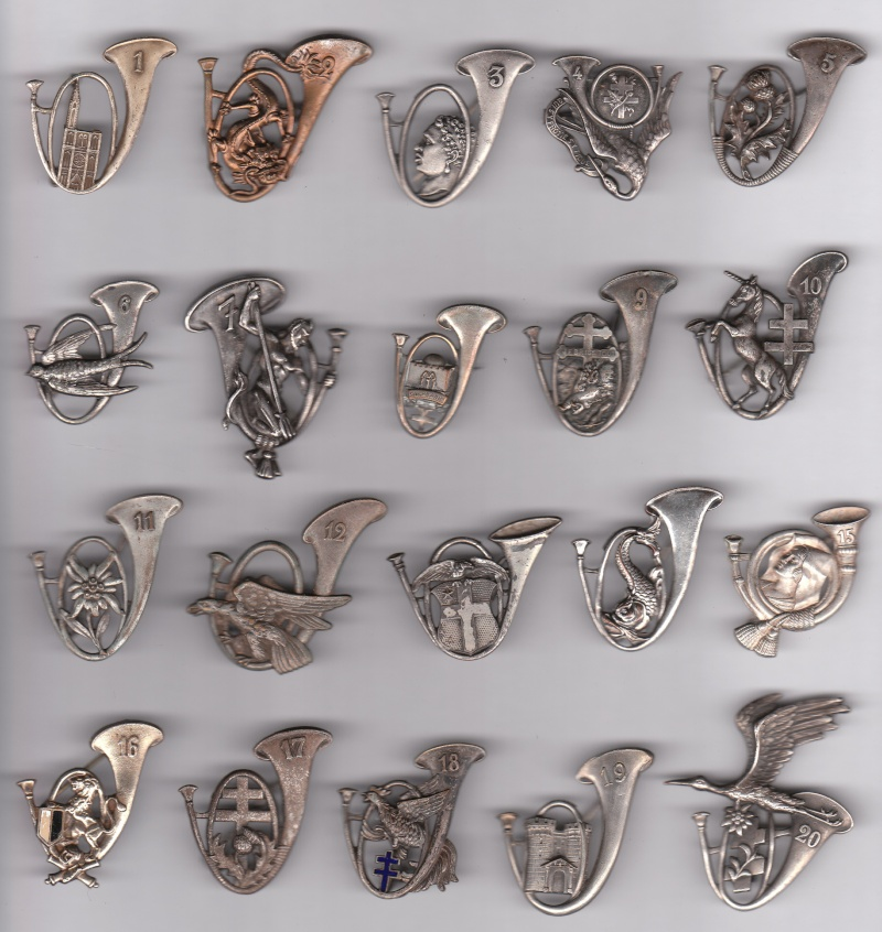 Ma collection d'insignes 39-40 Insign77