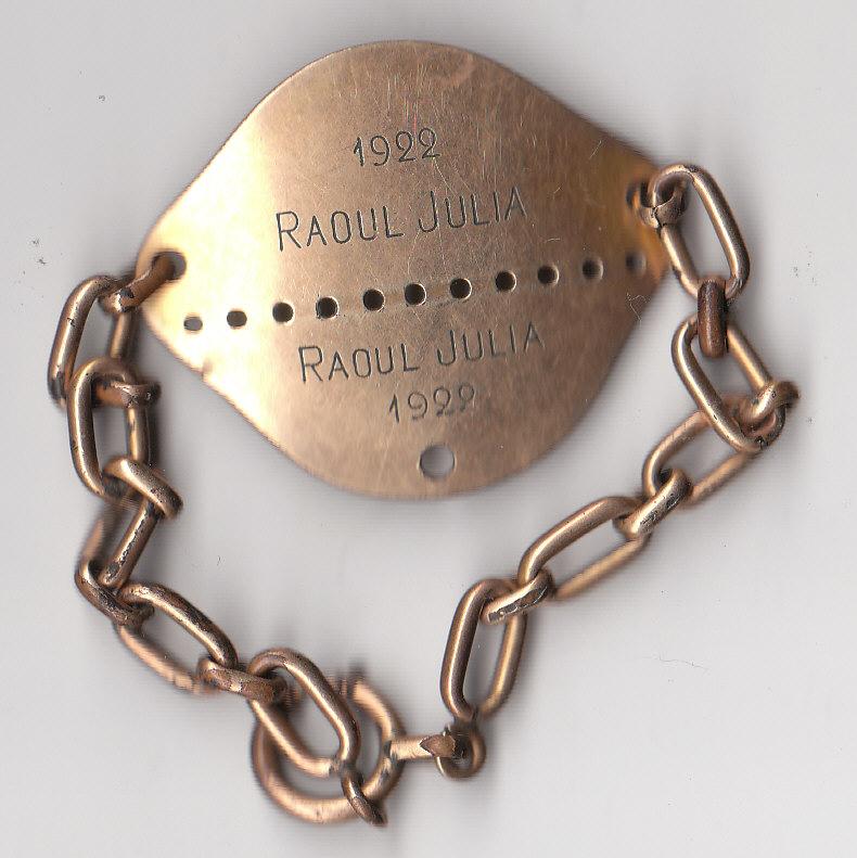Les plaques d'identité Françaises 39/40 Plaque75