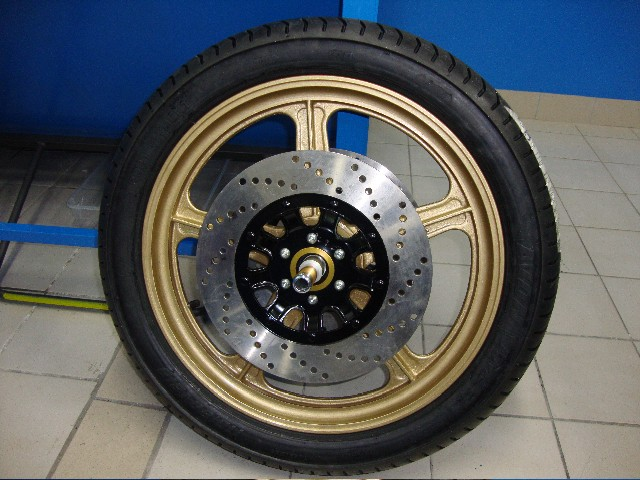 Chassis CURTIS TR750... Dsc00214