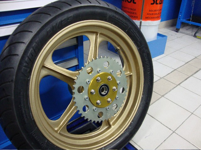 Chassis CURTIS TR750... Dsc00216