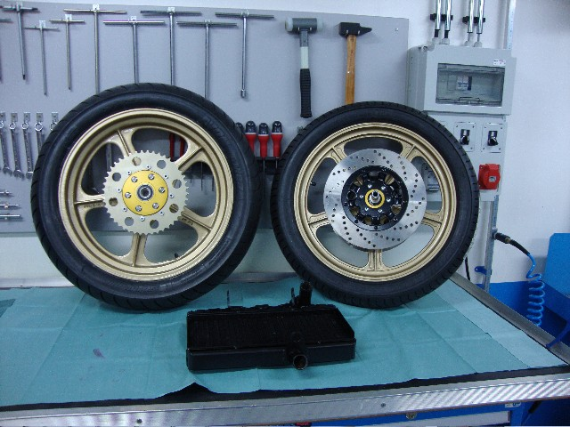 Chassis CURTIS TR750... Dsc00217