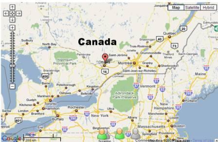 Statistiques sur les membres et invites du forum usma annaba Canada10