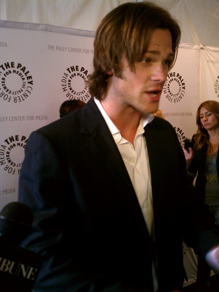 Supernatural au Paley Festival 2011 Jared_20