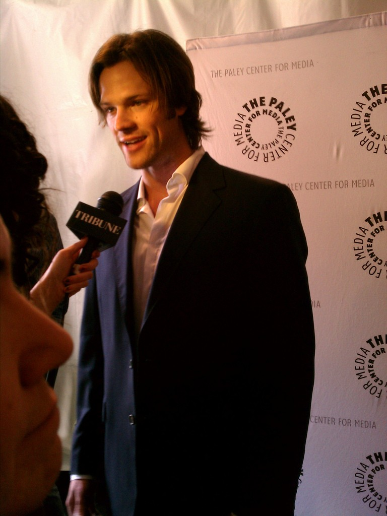 Supernatural au Paley Festival 2011 Jared_21