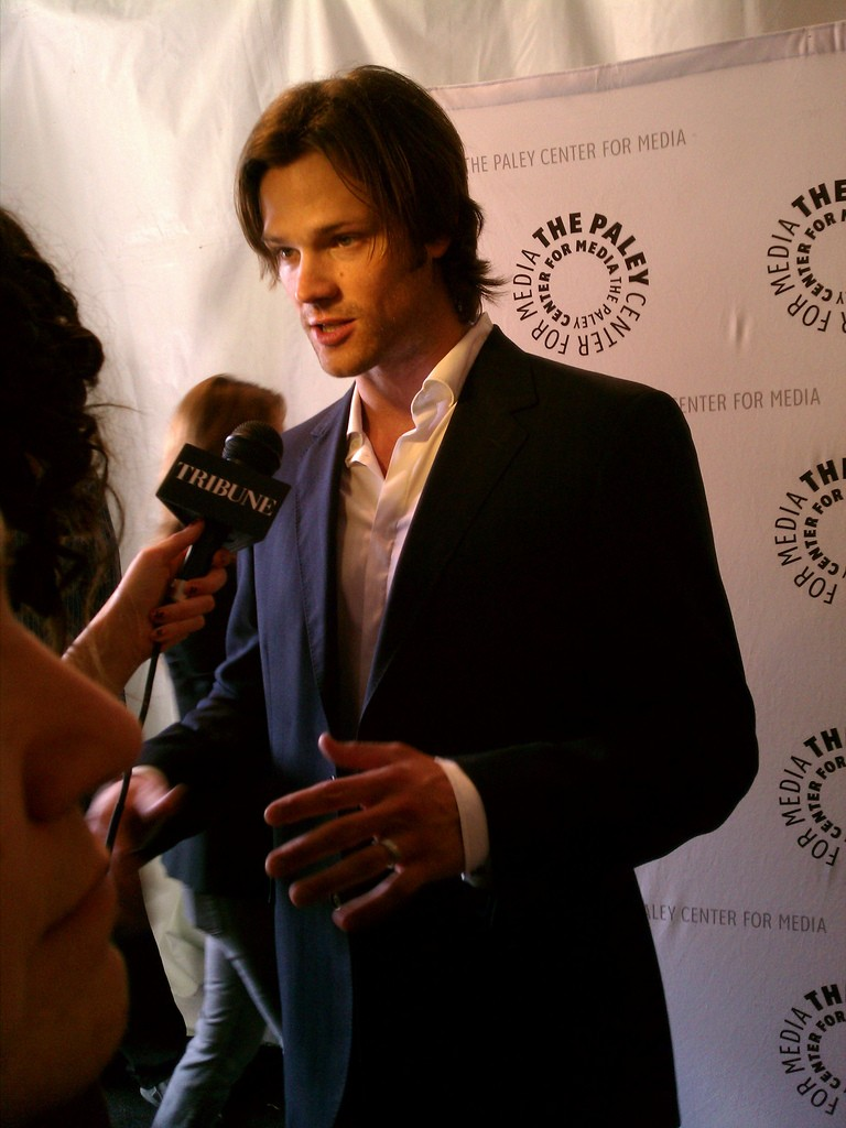 Supernatural au Paley Festival 2011 Jared_22