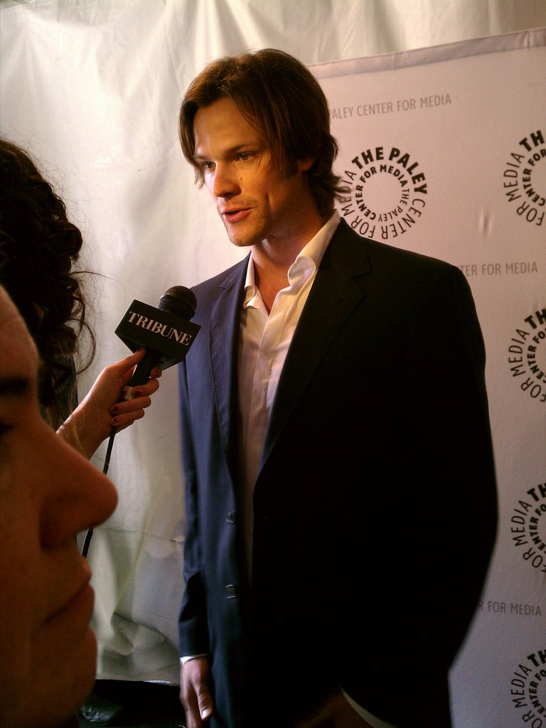 Supernatural au Paley Festival 2011 Jared_23