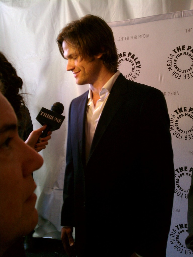Supernatural au Paley Festival 2011 Jared_24