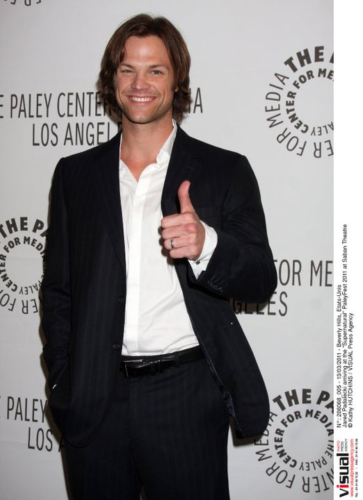Supernatural au Paley Festival 2011 Jared_25