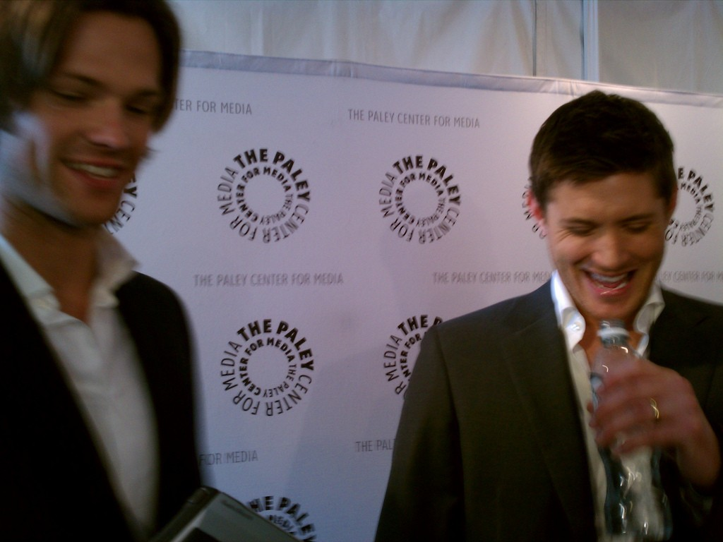 Supernatural au Paley Festival 2011 Jaredj11
