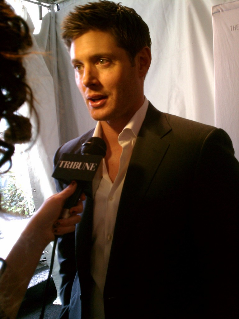 Supernatural au Paley Festival 2011 Jensen36