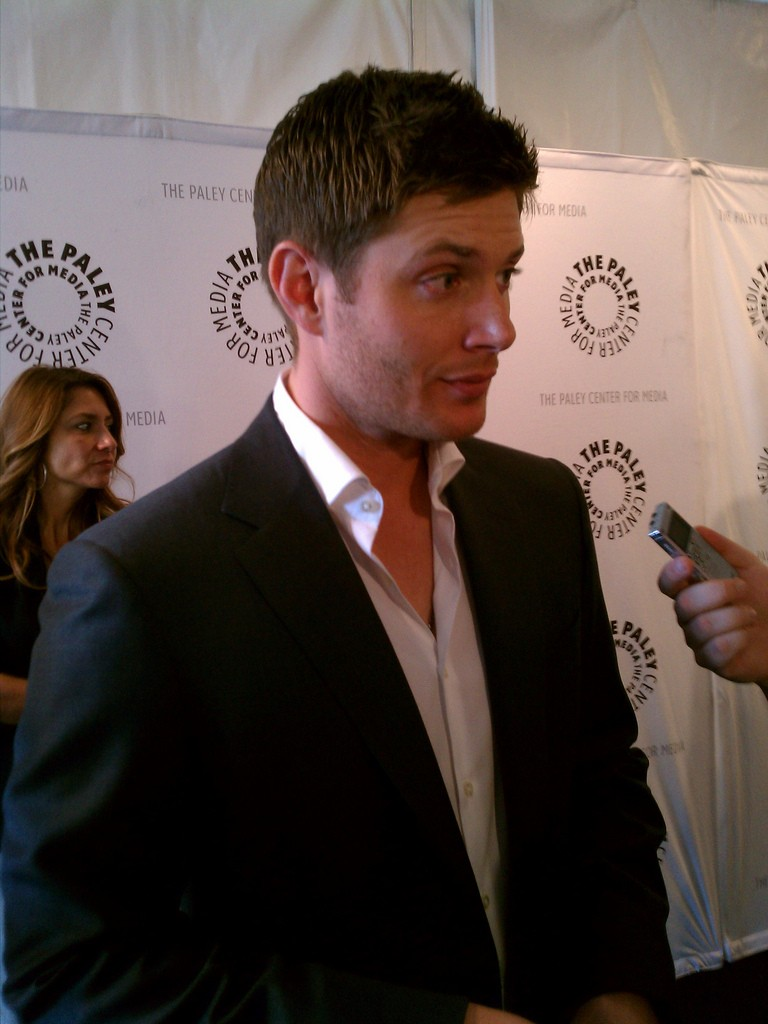 Supernatural au Paley Festival 2011 Jensen38