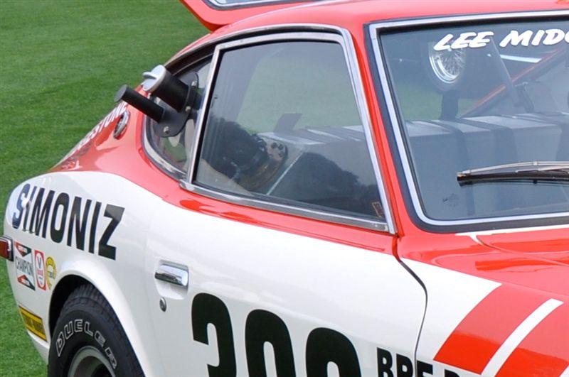BRE DATSUN : 240Z baja 500 Préparation PETE BROCK 1972-b10