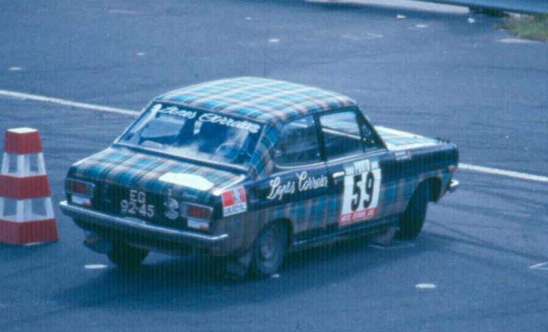 Vantage compétition de nos autos Japonaises préférées 1978_510