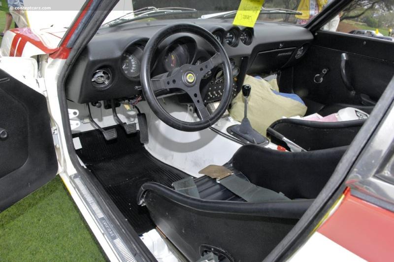 BRE DATSUN : 240Z baja 500 Préparation PETE BROCK 72-dat15