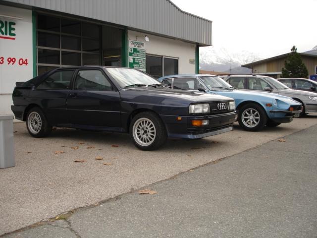 Le garage de Haute Savoie ... Garage10