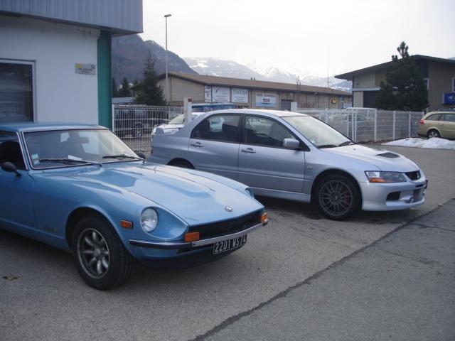 Le garage de Haute Savoie ... Garage13