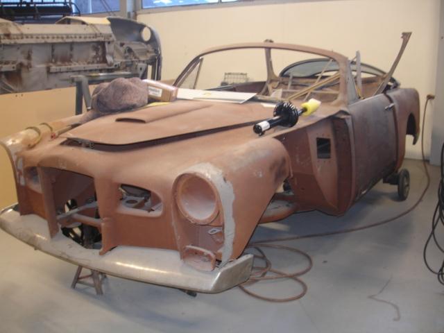 Le garage de Haute Savoie ... Garage14