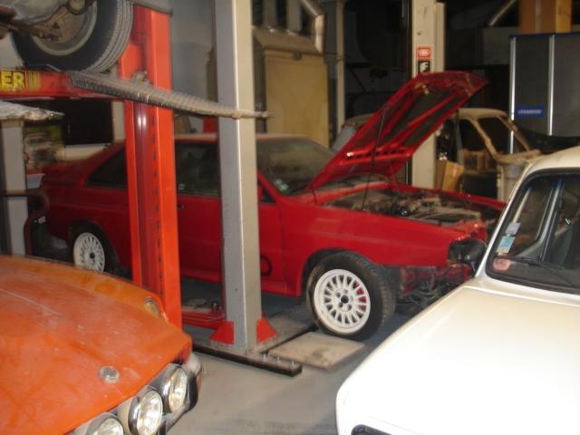 Le garage de Haute Savoie ... Garage16