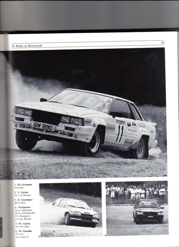 NISSAN 240RS... - Page 5 Loulou10