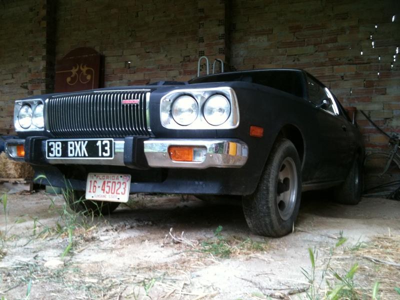 [MAZDA 121] Mazda 121 de 1977  (ex-Clem) - Page 3 Mes_i495