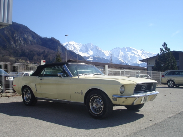 Le garage de Haute Savoie ... Mustan10