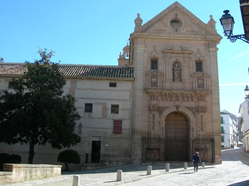Andalousie (2) Antéquéra-Olvéra-Ronda-Séténil de la Bodégas 01311