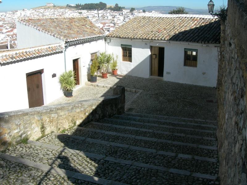 Andalousie (2) Antéquéra-Olvéra-Ronda-Séténil de la Bodégas 03610